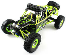 WLtoys 12428 1:12 4x4 2.4Ghz 4WD Off Road Gelände Buggy Spielzeug Auto RC 50km/h