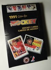 EMPTY 1990-91 OPC Premier Hockey EMPTY WAX Display Box in PERFECT Condition