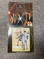 Lot of (2) MOTT THE HOOPLE LP records: Self-Titled; All The Young Dudes- VG/VG