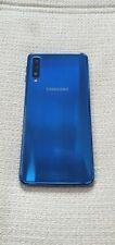 Samsung Galaxy A7 (2018) SM-A750 - 64GB - Blau (Ohne Simlock) Top Zustand