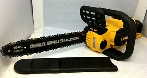 DEWALT DCCS670 16 Inch 60-Volt Max Cordless Flexvolt Brushless Chainsaw MD357