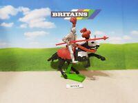 Britains Deetail Mounted Crusader Knight (lot 3034)