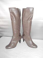 Women's Alfani Step Flex Gray Knee High Boots Size 7.5 B