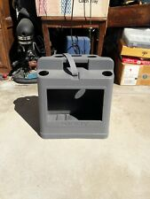 Kirby Vacuum Attachments Wall Caddy, Gray..