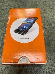 LG Optimus G E970 AT&T Smartphone **Brand New In Box**
