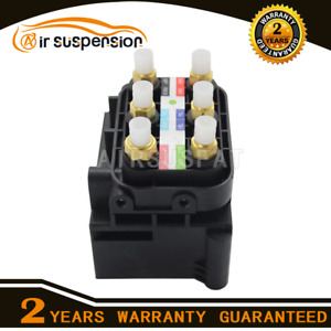 Air Suspension Solenoid Valve Block For Benz W164 W221 W211 W251 W166 1643200504