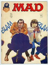 Mad Magazine No.232  August 1981 - British Edition