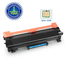 1PK TN760 for Brother Black New w/chip Toner Cartridge TN730 MFC-L2710DW L2730DW