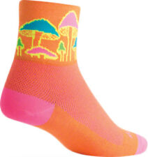 New SockGuy Trippin Sock: Orange LG/XL