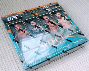 2021 Panini UFC Select H2 Hybrid Hobby Box Factory Sealed