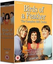Birds Of A Feather . The Complete BBC Series . Season 1-9 + 6 Christmas . 19 DVD