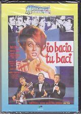 Dvd **IO BACIO TU BACI** con Mina Celentano Dallara J. Fontana P. Di Capri 1961