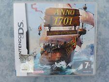 ANNO 1701 AGLI ALBORI DELLE SCOPERTE - NINTENDO DS DSi 2DS 3DS ITALIANO COMPLETO