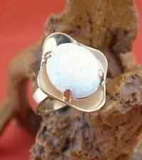 Zauberhafter Opal Damen Ring in 585 Gelbgold
