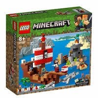 21152 LEGO Minecraft The Pirate Ship Adventure 386 Pieces Age 8+