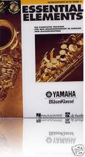 Essential Elements Band 1 für Altsaxophon in Es mit CD