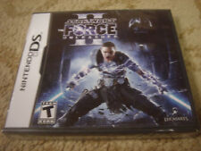 Star Wars: The Force Unleashed II  (Nintendo DS, 2010)