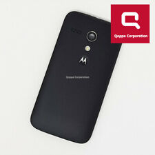 Motorola Moto G 1ST Gen (XT1039) - Genuine Back Battery Cover Black - Grade A
