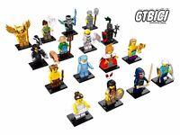 LEGO MINIFIGURAS  SERIE 15  `` COLECCION COMPLETA ´´ REF 71011 NUEVO A ESTRENAR.