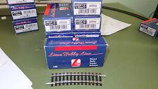 LIMA L403715 CONFEZIONE 12 Binari curvo, R1 385mm, 15° Nichel Silver