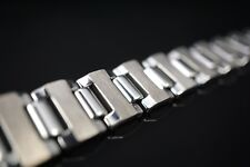 Men Heavy Classic Silver Tungsten Carbide Bracelet For Harley Davidson Biker