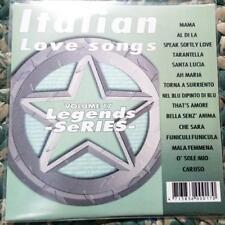 LEGENDS KARAOKE CDG ITALIAN LOVE SONGS #17  15 SONGS MAMA,SANTA LUCIA,CARUSO