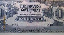1 DOLLAR  JAPANESE GOVERNMENT PAPER MONEY  (MO)
