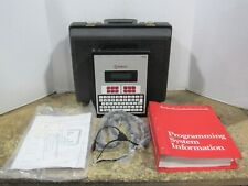 Radionics D5200 Bosch Programable Security Alarm With Cable Case and Manual