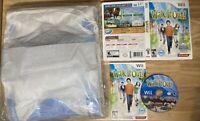 Walk it Out Nintendo Wii Bundle with Konami Dance Pad Mat