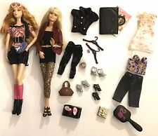 Barbie- Top model Summer & The Look Blonde -Lot- Clothing , Shoes  & Accessories