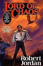 Lord of Chaos: Book Six of 'the Wheel of Time' by Jordan, Robert.  #45840 vg