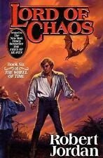 Lord of Chaos by Robert Jordan (Hardback, 1994)