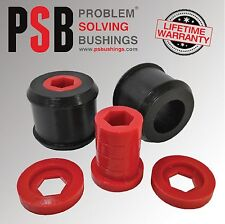 2 x Mini Cooper R50/53 Front Wishbone Rear Poly Polyurethane Bushing Kit 00 - 06