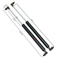 2x Bonnet Liftgate Gas Strut For Toyota Landcruiser 100 Series Lexus LX470