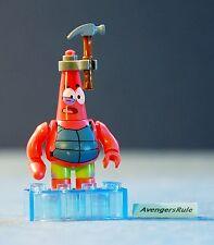 Spongebob Squarepants Movie Mega Bloks Series 2 Patrick Hammerhead
