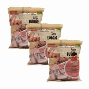 Super Fudgio Toffee Flavour Fudge 150g (Pack of 3) - Reduced to Clear