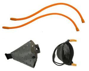 Fox Rangemaster Catapult Spares / Elastic / Pouch / Carp Fishing