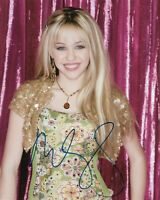 MILEY CYRUS Autographed 8 x 10 Signed Photo TODD MUELLER COA