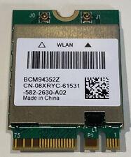 Brand New Broadcom BCM94352Z DW1560 1820A WIFI WLAN BT Card Hackintosh Mac - W52
