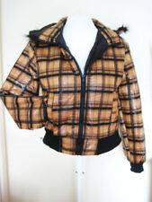 Hard-Working Primark Ladies Black Bomber Jacket Uk 8 100% Original Women's Clothing Coats, Jackets & Waistcoats