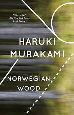 Norwegian Wood by Haruki Murakami (Paperback, 2000)