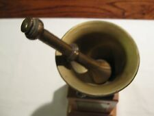 MORTAR AND PESTLE TROPHY , Rare Collectible , REXALL PHARMACY