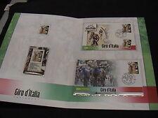 ITALIA 2009 FOLDER CICLISMO GIRO D' ITALIA