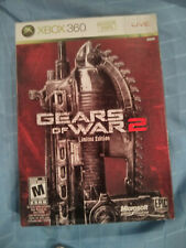 Gears of War 2 Limited Edition (Microsoft Xbox 360, 2008)