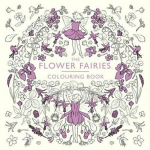 The Flower Fairies Colouring Book by Cicely Mary Barker 9780241279045