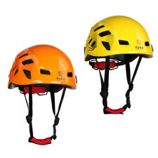 2pcs Safety Rock Climbing Helmet Mountaineering Kayaking Rescue Protection