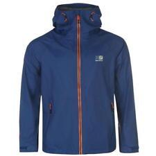 Karrimor Helium Waterproof Jacket Mens Lightweight Coat Blue Orange Small
