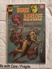 Boris Karloff Tales of Mystery #70A  Whitman