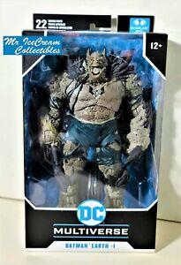 McFarlane Toys DC Comics Multiverse Doomsday Devastator Earth-1 Batman