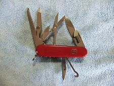 Victorinox Swiss Army Knives, Ranger Model - Great Tool Set for Outdoors Lovers!